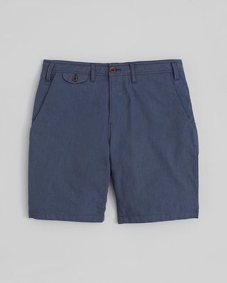 Paul Smith Collection Flat Front Shorts