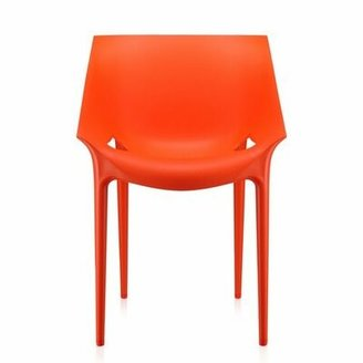 Kartell Dr. Yes Chair (Set of 2 Color: Orange-Red