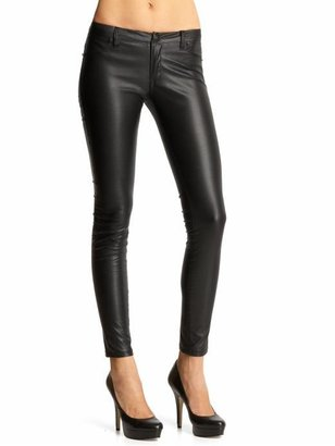 Blank Vegan Faux Leather Skinny Pants