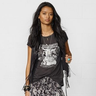 Denim & Supply Ralph Lauren Sacred Hills Draped Tee