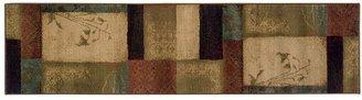 "Stylehaven henderson block floral rug runner - 1'10"" x 7'6"""