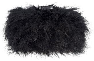 Halston Handbags Debonair Darling Clutch