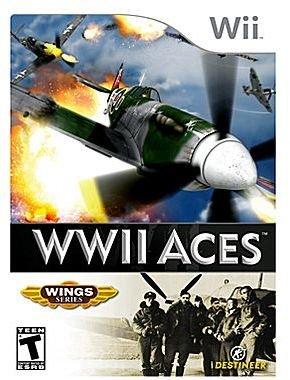 Nintendo WiiTM WWII Aces