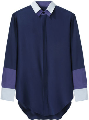 Boy By Band Of Outsiders double collar shirt