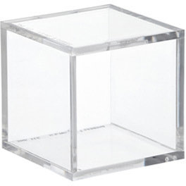 Container Store Golf Ball Display Cube