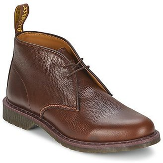 Dr. Martens Sawyer men's Mid Boots in Brown