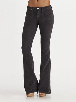 Rock & Republic Women's Elizabeth Utility Flare Jeans