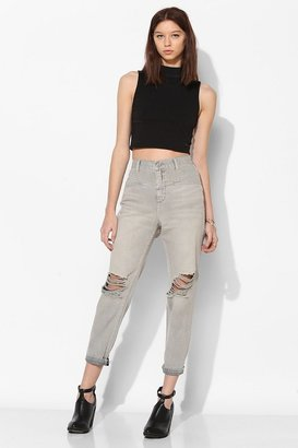 BDG Seamed Mom Jean - Slate