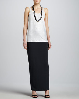 Eileen Fisher Maxi Pencil Skirt