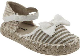 Old Navy Canvas Bow-Tie Espadrilles for Baby