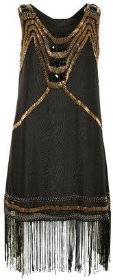 A/Wear True Decadence Art Deco Flapper Dress