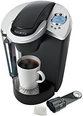 Keurig K65 Single-Cup Brewer + BONUS Drawer