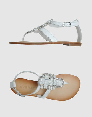 Apepazza Flip flops