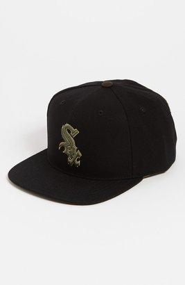 Camo American Needle 'Chicago White Sox - Blockhead Camo' Snapback Baseball Cap