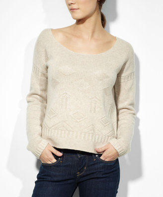 Levi's Geometric Stitch Sweater
