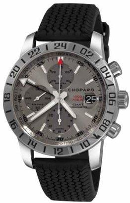 Chopard Men's 168992-3022 Mille Miglia GMT 2009 Chronograph Grey Dial Watch