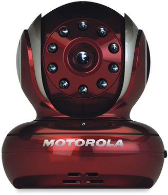 Motorola Blink1-R Baby Monitor with Wi-Fi Video Camera in Red