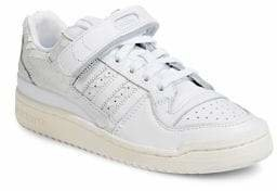 adidas Womens Perforated Lace-Up Sneakers