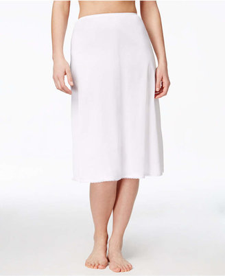 "Vanity Fair ""Daywear Solutions"" A-Line Satin Glance Half Slip 11711 $17 thestylecure.com"