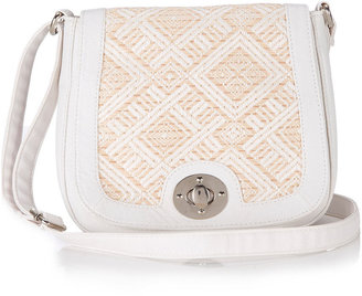 Wallis White Cross Body Bag