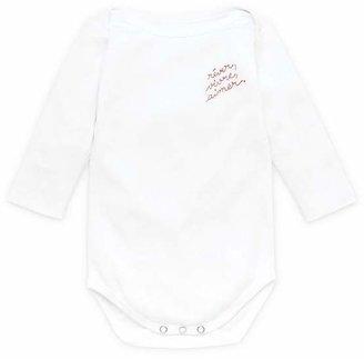 Maison Labiche Rever, Vivre, Aimer Long-Sleeved Body 0-24 Months