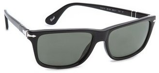 Persol Rectangular Polarized Sunglasses