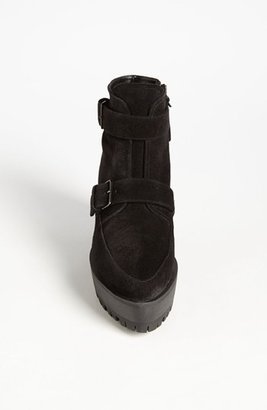Miu Miu Creeper Boot Womens Black Size 34.5 EU 34.5 EU