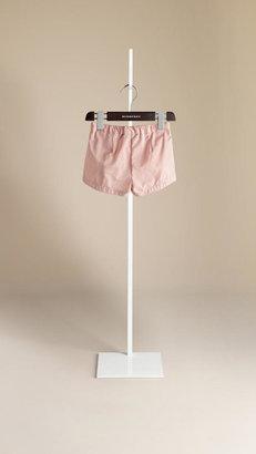 Burberry Pocket Detail Shorts