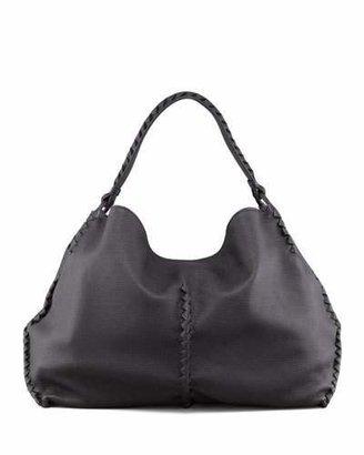 Bottega Veneta Cervo Shoulder Bag $2,200 thestylecure.com