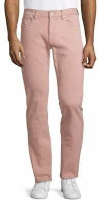 John Varvatos Slim Straight Jeans