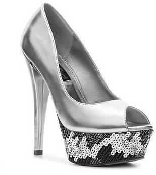 2 Lips Too Too Enthrall Platform Pump