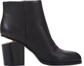Alexander Wang Women's Gabi Boots-BLACK $675 thestylecure.com