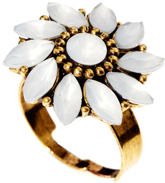 Designsix Nancy Flower Ring