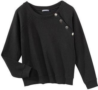 Petit Bateau Women'S Rib Sweatshirt