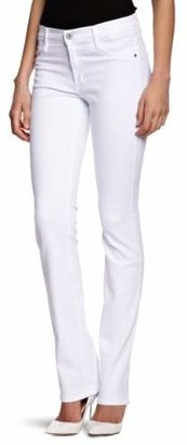 James Jeans Women's Hunter Straight Jeans,(Manufacturer Size:32/33.5)