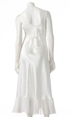 Women's Linea Donatella Bridal Satin Nightgown