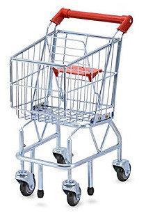 Melissa & Doug Melissa Doug Shopping Cart