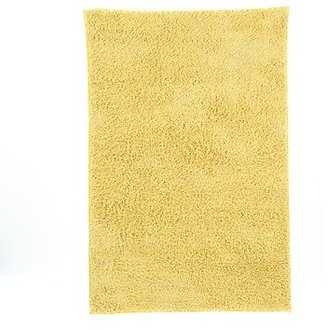 "Fun Rugs Fun Shags Yellow Area Rug Rug Size: Rectangle 3'3"" x 4'10"""