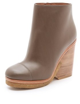 Marc by Marc Jacobs Stacked Heel Booties