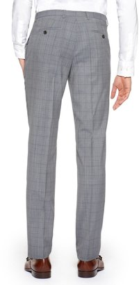 HUGO BOSS 'Shap-W' | Regular Fit, Cotton Casual Pants by BOSS