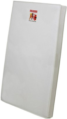 Dream On Me Extra Firm Rounded Corner Playard Mattress