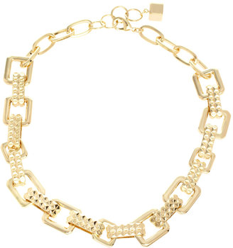 Asos Chunky Mix Chain Choker Necklace