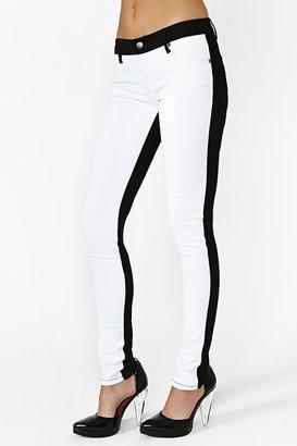 Nasty Gal Bright Shade Skinny Jean