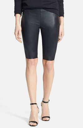 Blank NYC BLANKNYC Faux Leather Shorts