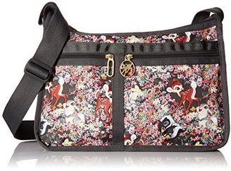 LeSportsac Classic Deluxe Everyday Bag $61.57 thestylecure.com