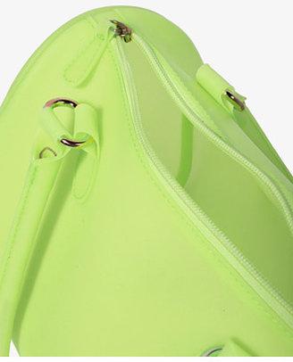 Forever 21 Neon Boston Bag
