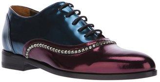 Lanvin embellished loafers
