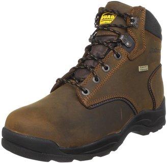 "LaCrosse 460001 Men's 6"" Quad Comfort 4X6 HD Plain Toe Work Boot"