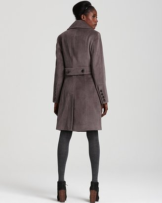 Calvin Klein Premium Double Breasted Boyfriend Coat