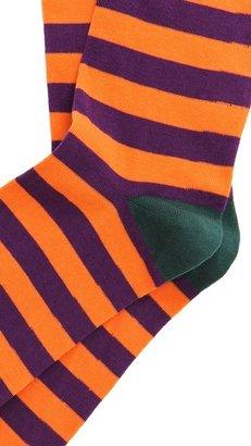 Corgi Henry Wide Bar Stripe Socks